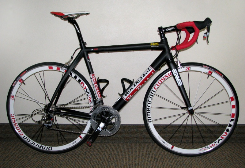 FS: US Military Cycling Complete Bike Frs_va11