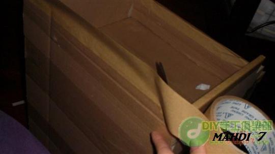 ▓◄ كيفية لصنع رفوف طريقة جد سهلة ..►▓ 24_31317