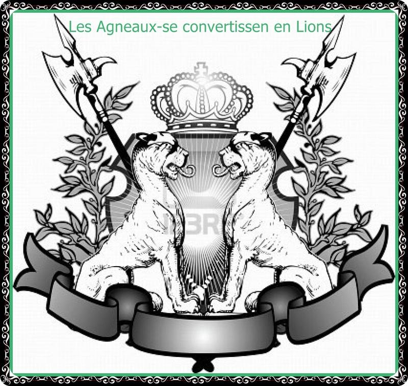 Les Agneaux- se convertissen en Lions,