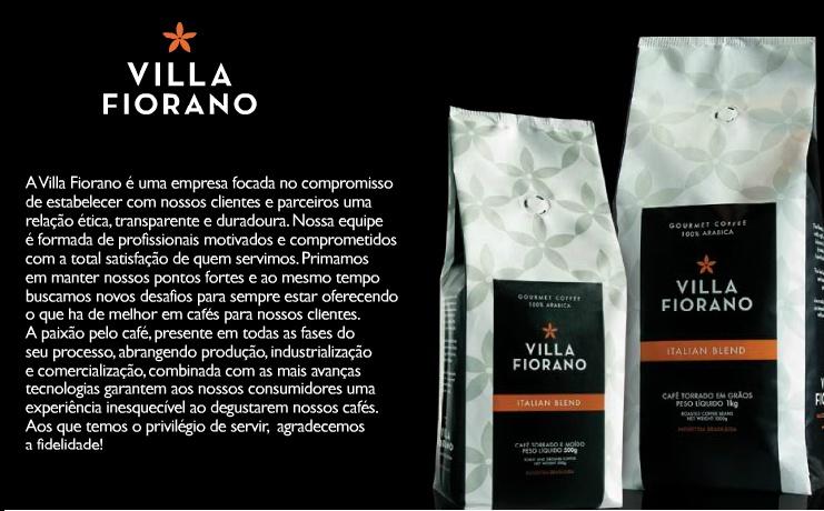 Villa Fiorano um dos melhores Cafés do Brasil Villa210