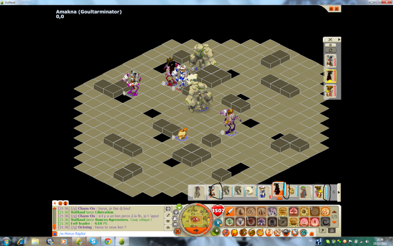 Les kolizéum en team Horde Of Evil Evil10