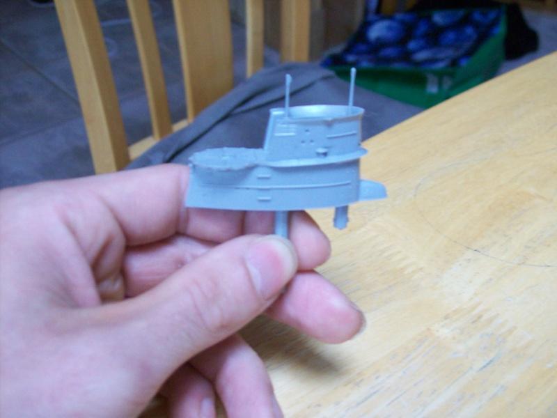 German submarine Deutsches U-boot type 7 c  de revell  1:144 - Page 2 101_3012