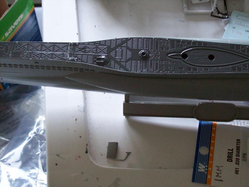 German submarine Deutsches U-boot type 7 c  de revell  1:144 - Page 3 101_3017