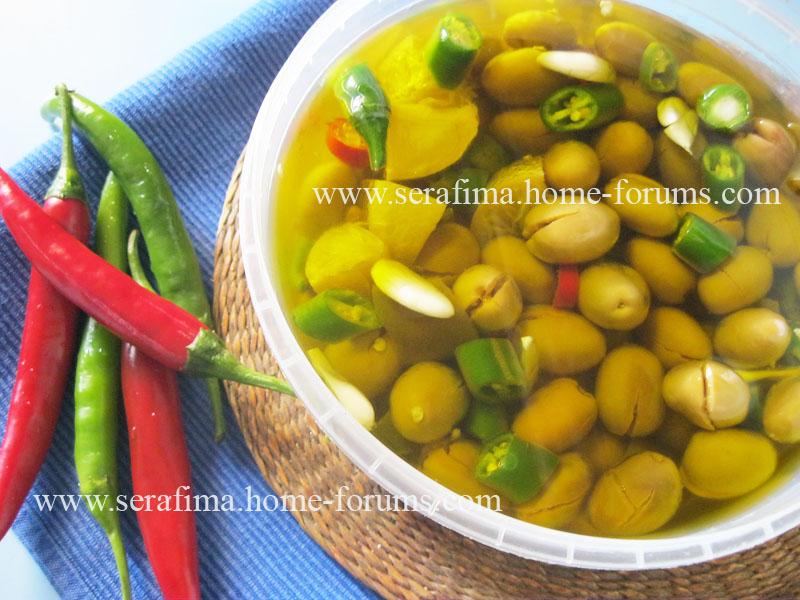 оливки - Облагораживаем консервированные оливки. Оливки в масле Img_1411