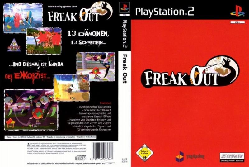 Quel Jeux Vidéo est-ce? - Page 4 Freak_10
