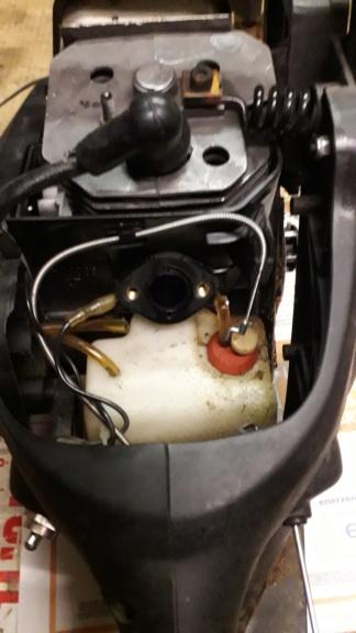 Carburatore Walbro WT970-302 00110