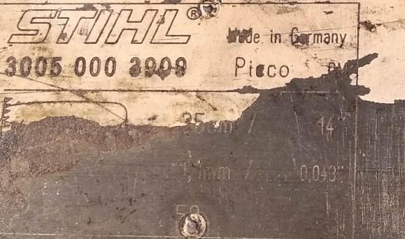 Stihl MS190T con problemi 19110
