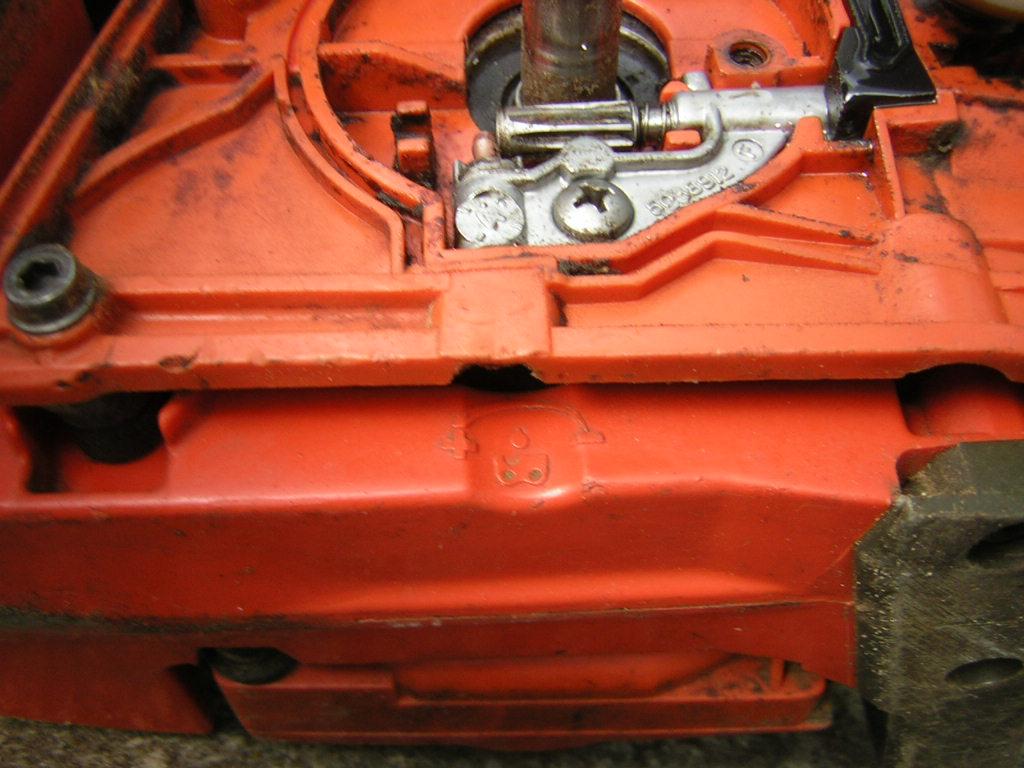 Pompa olio Husqvarna 345 Dscn0410