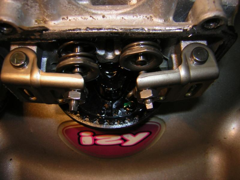 Motore Honda GCV135E Dscn1412