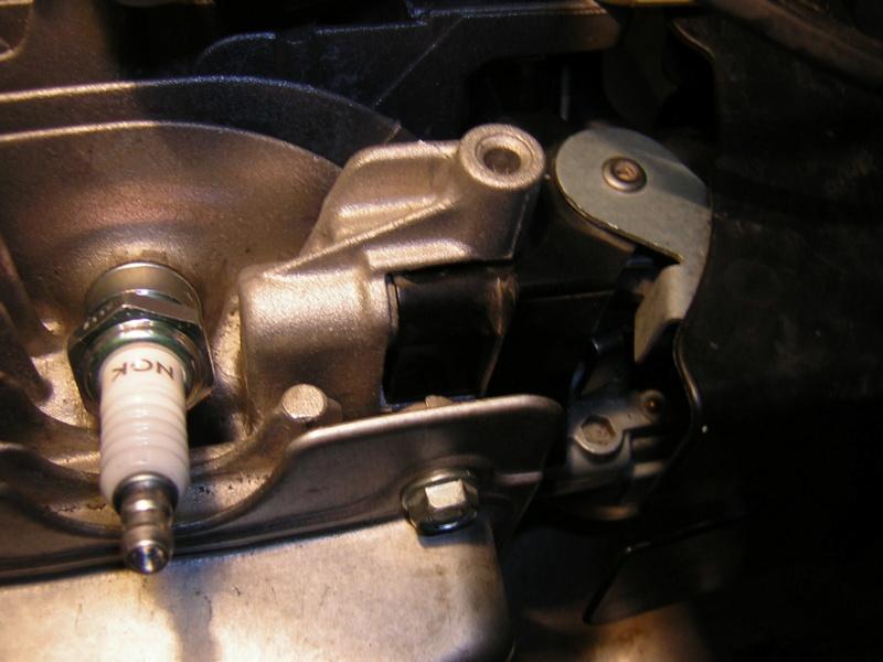 Motore Honda GCV135E Dscn1413