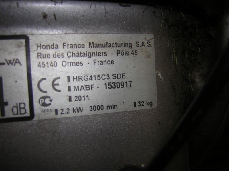 Motore Honda GCV135E Dscn1415