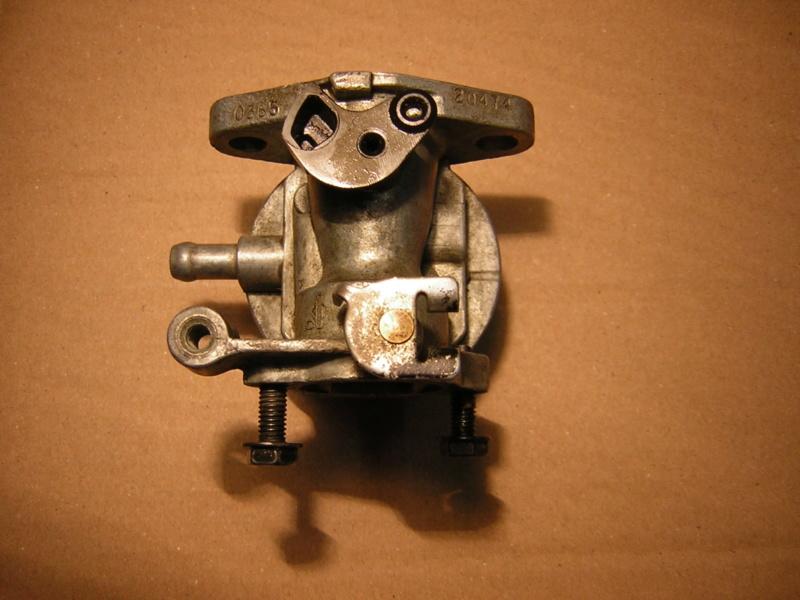 Carburatore B&S 5 hp Dscn1567