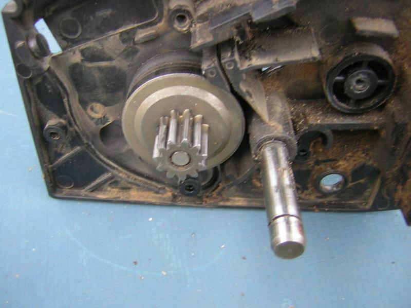 Elettrosega McCulloch Electramac 340TL Dscn1685