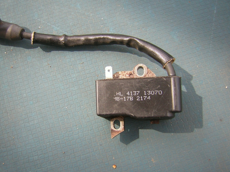 Stihl FS80: sostituzione bobina Dscn1868