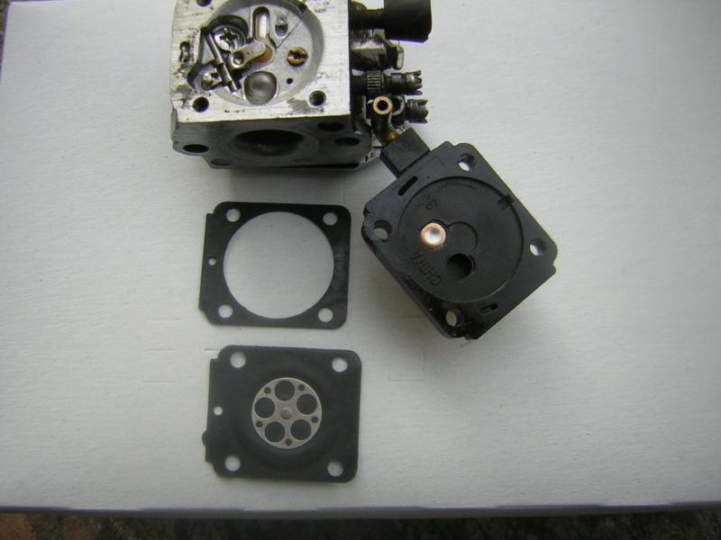 carburatore decespugliatore Stihl FS80 Dscn1871