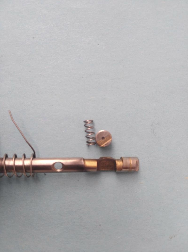 Carburatore soffiatore Stihl BR600 Img_2092
