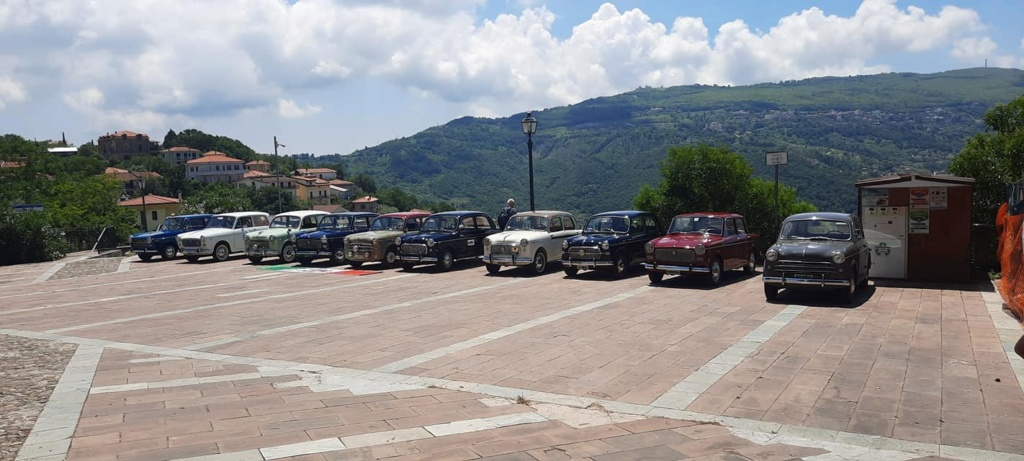 Domenica 9 maggio 2021 - Passeggiata in Millecento a Torchiara (Sa) 19928710