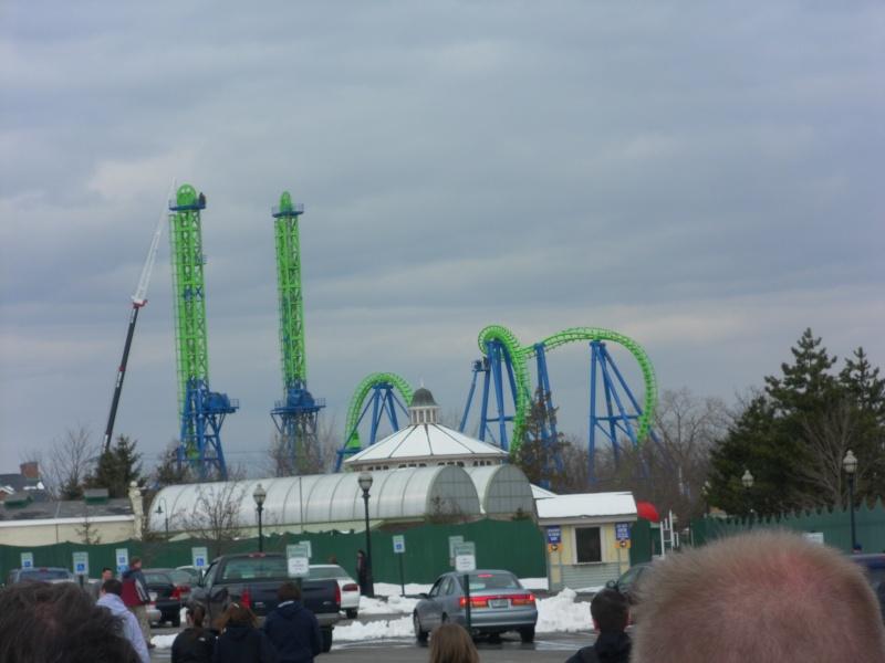 Goliath - Six Flags New England's Second Boomerang Coaster ... Samsun12