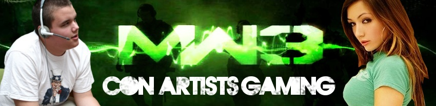 Con-Artists Gaming - Portal Banner12