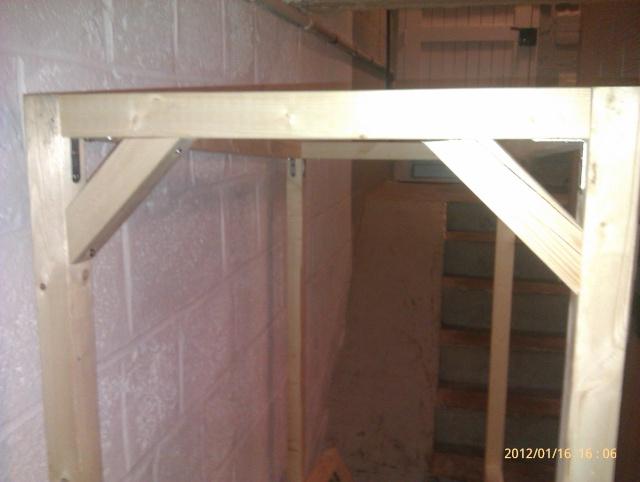 Construction, Fabrication, Volière Extérieur ! Imag0136