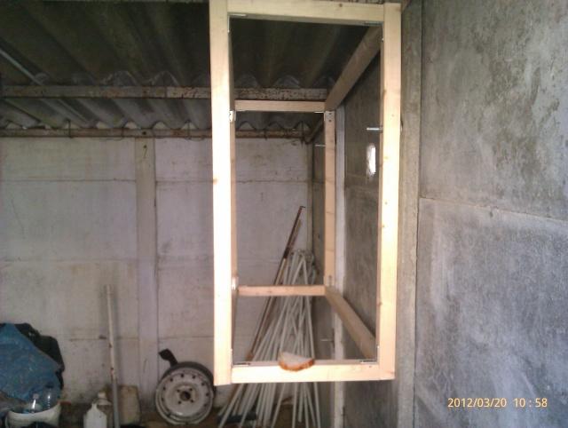 Construction, Fabrication, Volière Extérieur ! - Page 2 Imag0217