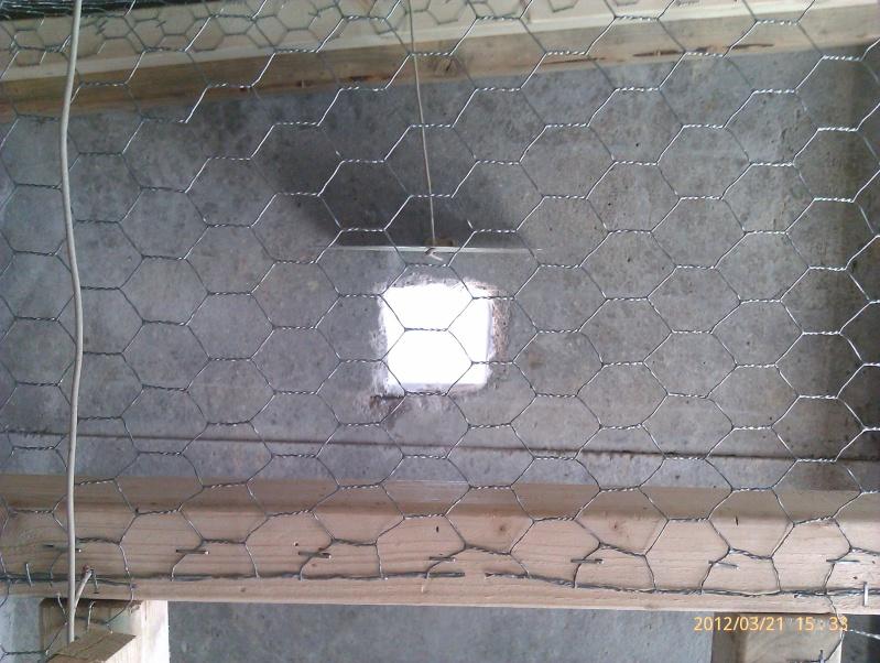 Construction, Fabrication, Volière Extérieur ! - Page 3 Imag0227
