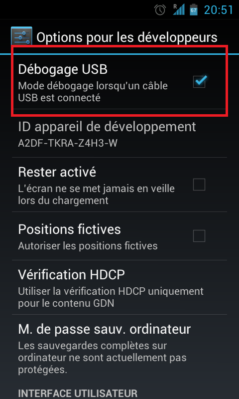 [tuto] Downgrader et rooter son telephone  avec AAHK (obsolète) Screen13