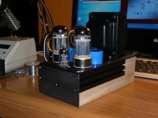 Ampli per cuffie due 6080 megahertzaudio Cimg1817