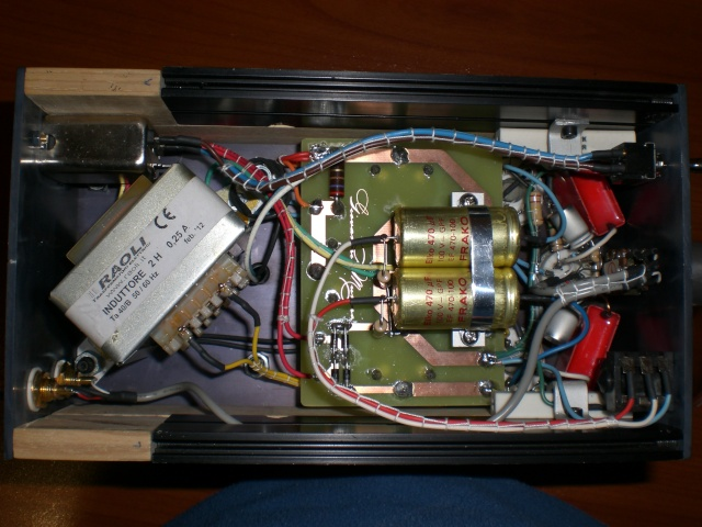 Ampli per cuffie due 6080 megahertzaudio Cimg1826