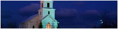 Godric's Hollow Igreja10