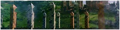 Terrenos de Hogwarts Quadri10