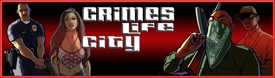 Crime's Life City BRASIL