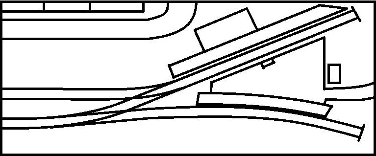 HO - Petit réseau module Plan_b10