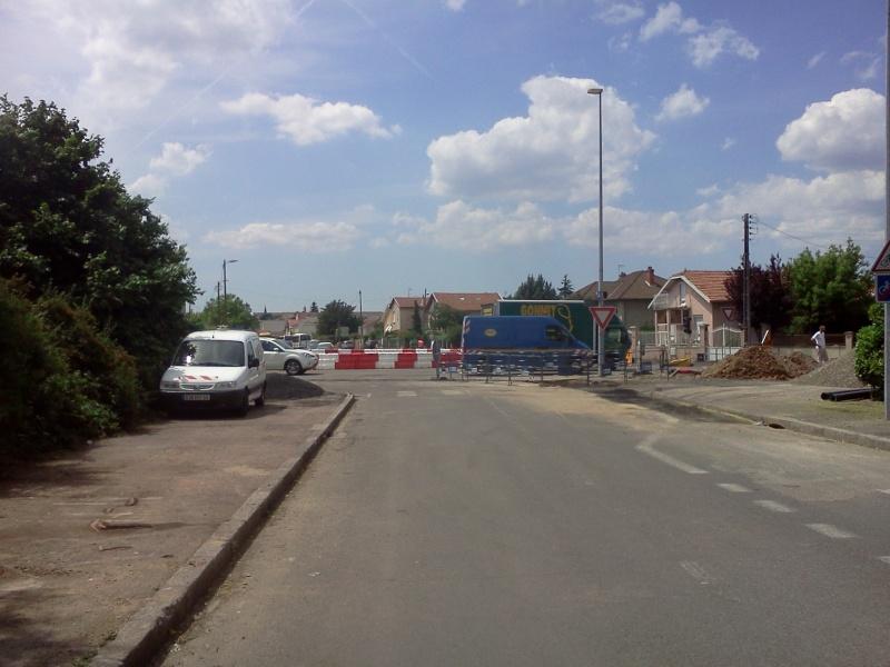 Extension du Tram T2 vers EUREXPO Photo_13