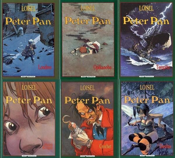 [BD] Peter Pan/ Regis Loisel Loisel10