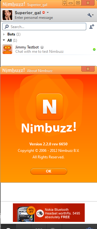 NEW NIMBUZZ VERSION 2.2 WITH CHATROOM FOR PC ..HIT THAT  Captur11