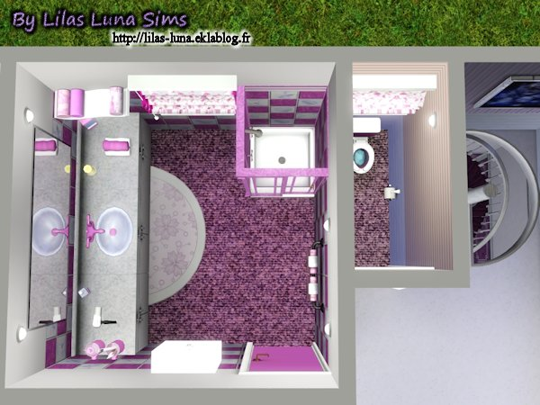 [ Créations Diverses ] Lilas Luna Sims 4_rue_19