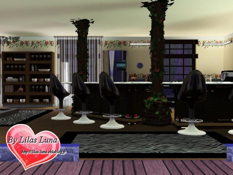 [ Créations Diverses ] Lilas Luna Sims Manoir12