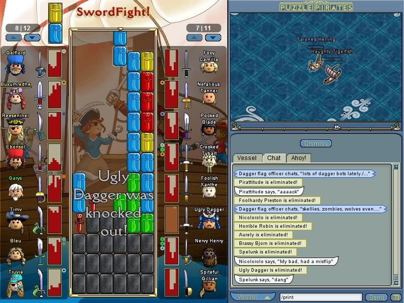 Dagger's multiplying! Puzzle13