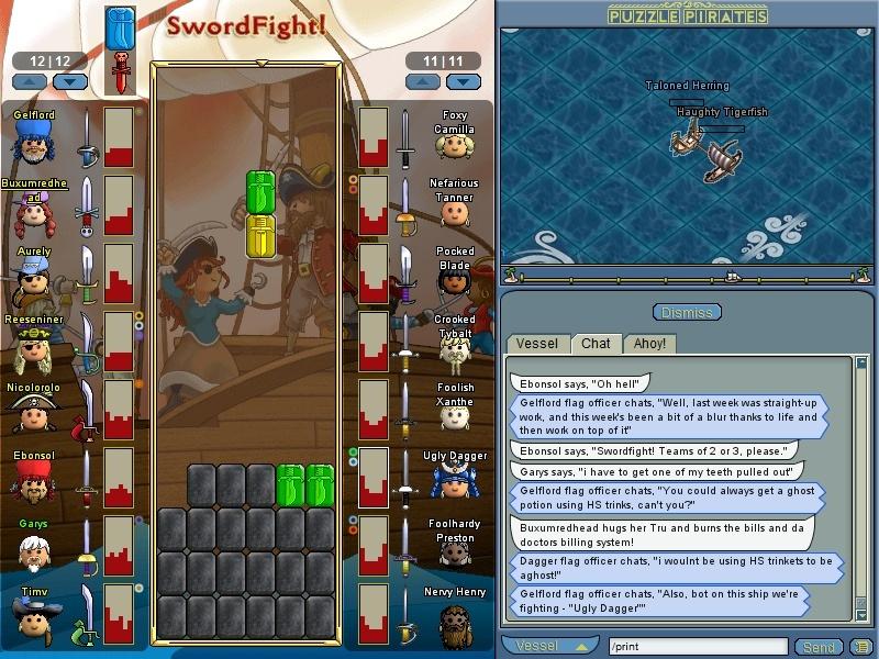 Dagger's multiplying! Puzzle14