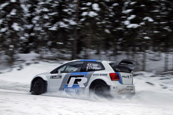 WRC: El Polo WRC, de pruebas en Noruega 13182f12