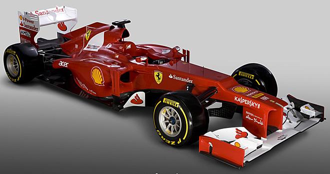 Presentación del Ferrari 2012: F2012 13282612