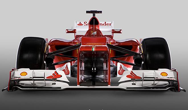 Presentación del Ferrari 2012: F2012 13282614