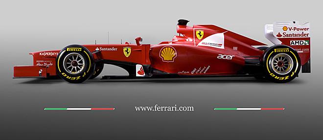 Presentación del Ferrari 2012: F2012 13282616