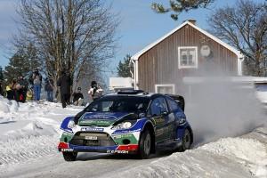 WRC LATVALA GANA EL RALLYE SUECIA 2012 Ford_f10