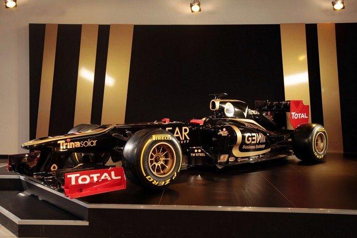 Continúan las presentaciones 2012 en la Fórmula 1: es el turno del Lotus E20 y del Sauber C31 Lotus_10