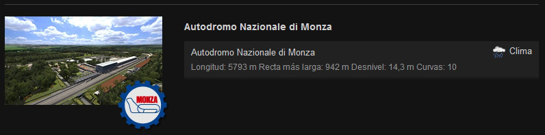 NORMATIVA Y REGLAMENTO DTM  Monza10