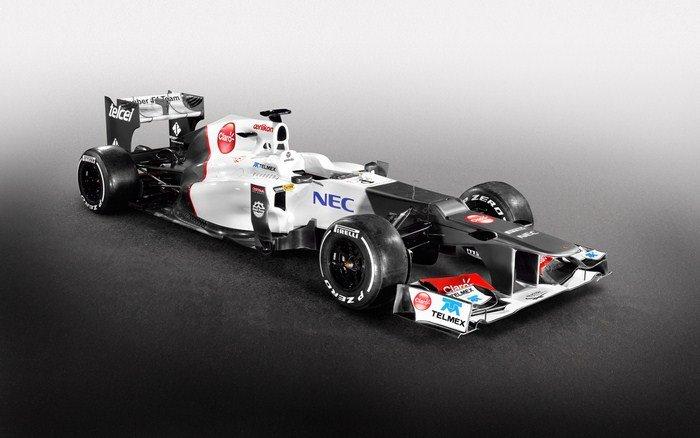 Continúan las presentaciones 2012 en la Fórmula 1: es el turno del Lotus E20 y del Sauber C31 Sauber10
