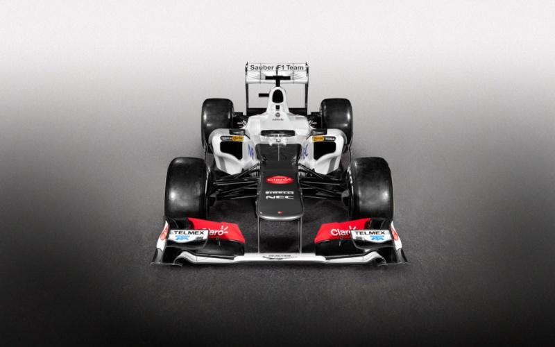 Continúan las presentaciones 2012 en la Fórmula 1: es el turno del Lotus E20 y del Sauber C31 Sauber11