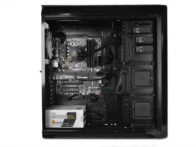 nouvelle watercooller gaming rig 178110